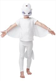 Light Fury Accessory Set Kids Fancy Dress How To Train Your Dragon Girls Costume | Apparel