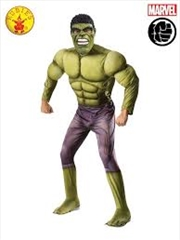 Hulk Avengers 2 Deluxe: Xl | Apparel