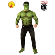 Hulk Deluxe Size Xl | Apparel