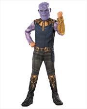 Thanos Costume: Size L 8-10yrs | Apparel