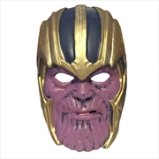 Thanos Avg4 3/4 Mask: Child | Apparel