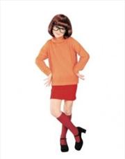 Velma Deluxe Costume: Size L | Apparel