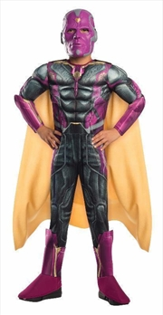 Vision Aaou Dlx Costume: 6-8 | Apparel