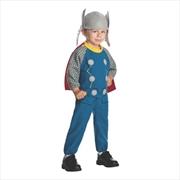 Thor: Size Toddler | Apparel