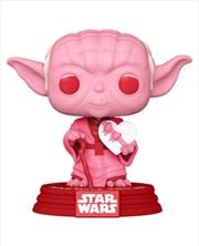 Star Wars - Yoda Valentine Pop! Vinyl | Pop Vinyl