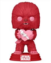Star Wars - Chewbacca Valentine Pop! Vinyl | Pop Vinyl