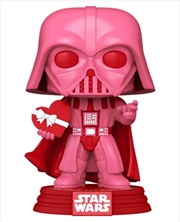 Star Wars - Darth Vader Valentine Pop! Vinyl | Pop Vinyl