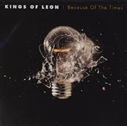 Because Of The Times | CD