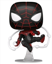 Spider-Man: Miles Morales - Advanced Tech Suit Pop! Vinyl | Pop Vinyl