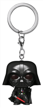 Star Wars - Darth Vader Pocket Pop! Keychain | Pop Vinyl