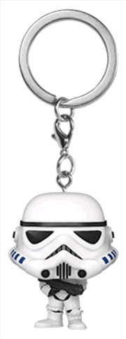 Star Wars - Stormtrooper Pocket Pop! Keychain | Pop Vinyl