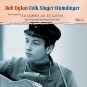 Folksinger Hundinger 2   CD