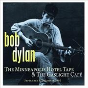 Minneapolis Hotel Tape & The Gaslight Cafe   CD