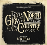 Music Which Inspired Girls From The North Country | CD
