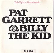 Pat Garrett Billy The Ki   CD