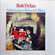 Subterranean Homesick Blues   CD