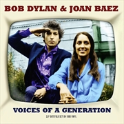 Voices Of A Generation | Vinyl