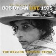 Live In 1975-Rolling Thunder Revue | CD