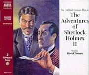 Adventures Of Sherlock Holmes (Reader)   CD