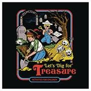 Steven Rhodes - Let's Dig for Treasure Game   Merchandise