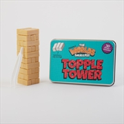Worlds Smallest Topple Tower | Toy