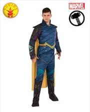 Loki Deluxe Costume:  Size Xl | Apparel