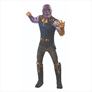 Thanos Dlx Costume: Size Xl | Apparel