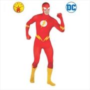 Flash Costume: Size Xl | Apparel