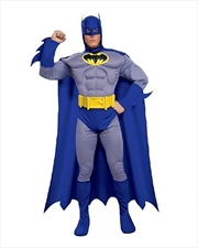 Batman Deluxe Costume: Size S | Apparel