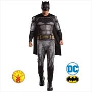 Batman Doj Adult: Size Xl | Apparel