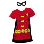 Robin Tshirt Womens: Size S | Apparel