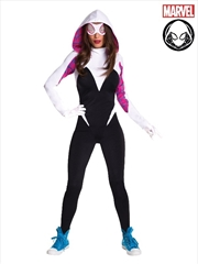 Ghost Spider Costume: Size M   Apparel