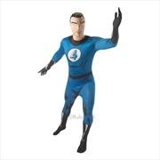 Mr Fantastic 2nd Skin Suit: L   Apparel