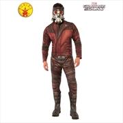 Starlord Deluxe Costume: L | Apparel