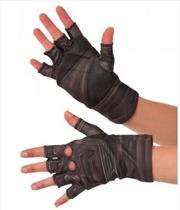 Captain America Avg4 Gloves   Apparel