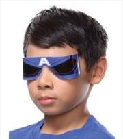 Captain America Character Eyes   Apparel