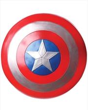"Captain America Avg4 12""shield   Apparel"