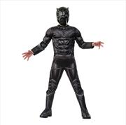 Black Panther Premium: 3-5   Apparel