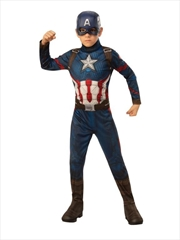 Captain America Avg4 Clas: 6-8   Apparel