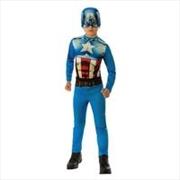 Captain America Classic: 3-5 | Apparel