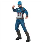 Captain America Premium: 6-8 | Apparel