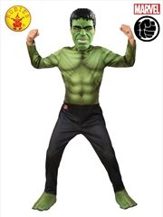 Hulk Classic Avg4: Size M | Apparel