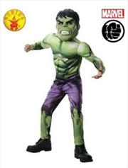 Hulk Deluxe Costume: Size L | Apparel