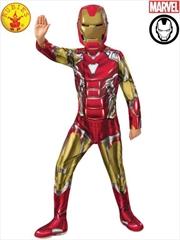 Iron Man Classic Avg4: 3-5yrs | Apparel