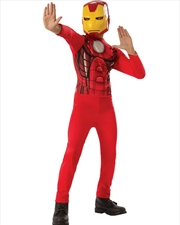 Iron Man Classic: Size 6-8   Apparel