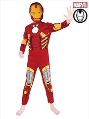 Iron Man Standard: Size 6-8 | Apparel