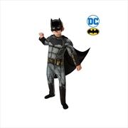 Batman Doj Dlx Costume: 9-10 | Apparel