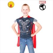 Thor Dress Up Set: Size 3-5 | Apparel