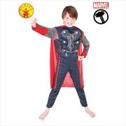 Thor Deluxe Child Costume: 3-5 | Apparel