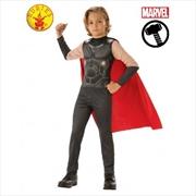Thor Costume: Size 6-8 | Apparel